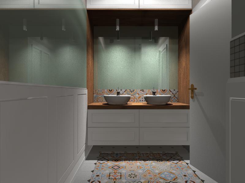 Zuhanyzós fürdő1